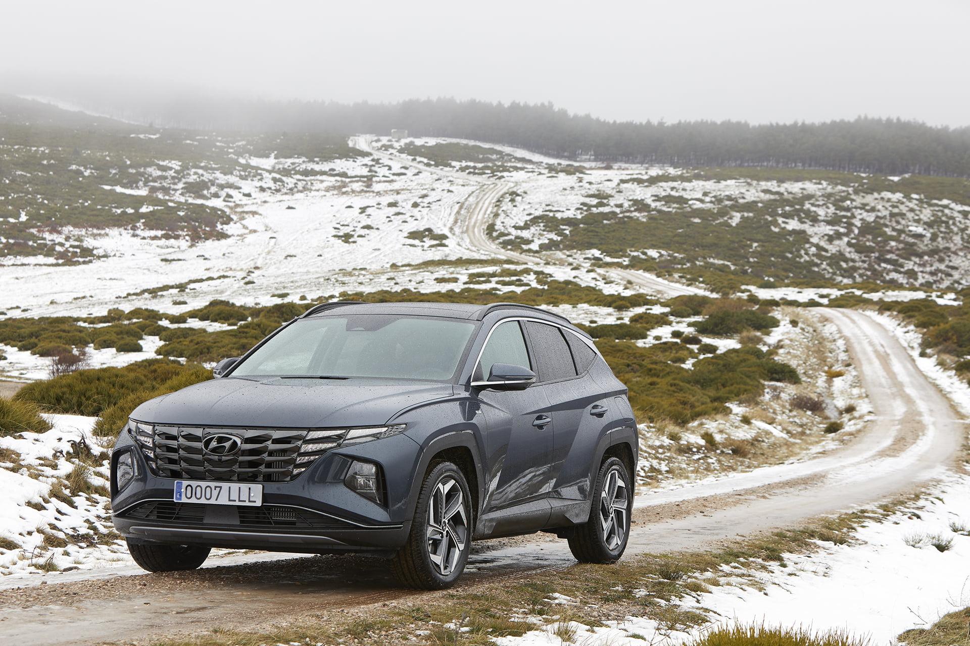 La 4ª generación del Hyundai Tucson ya es una realidad