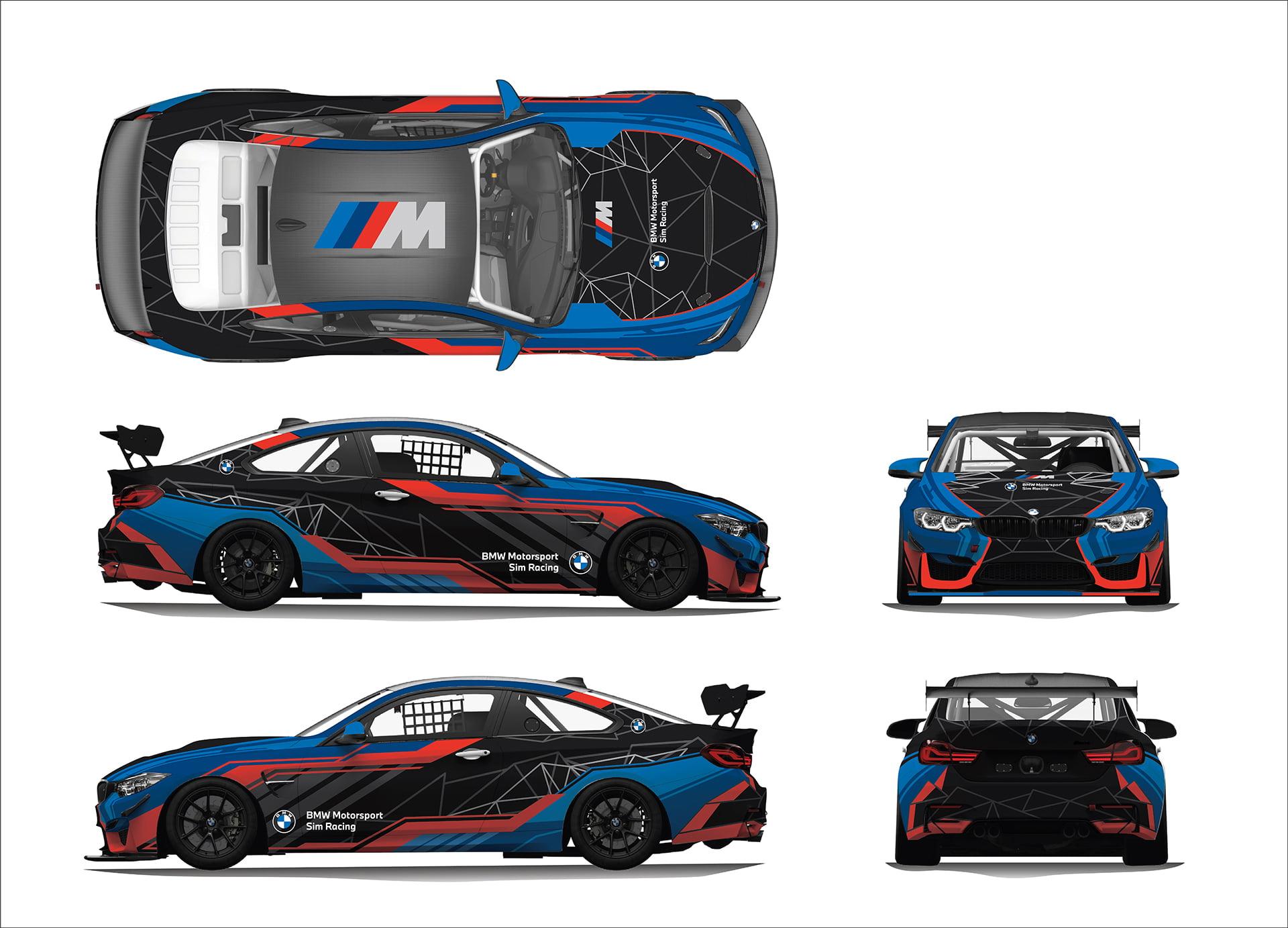 BMW Motorsport apuesta firmemente por las SIM Races en 2021