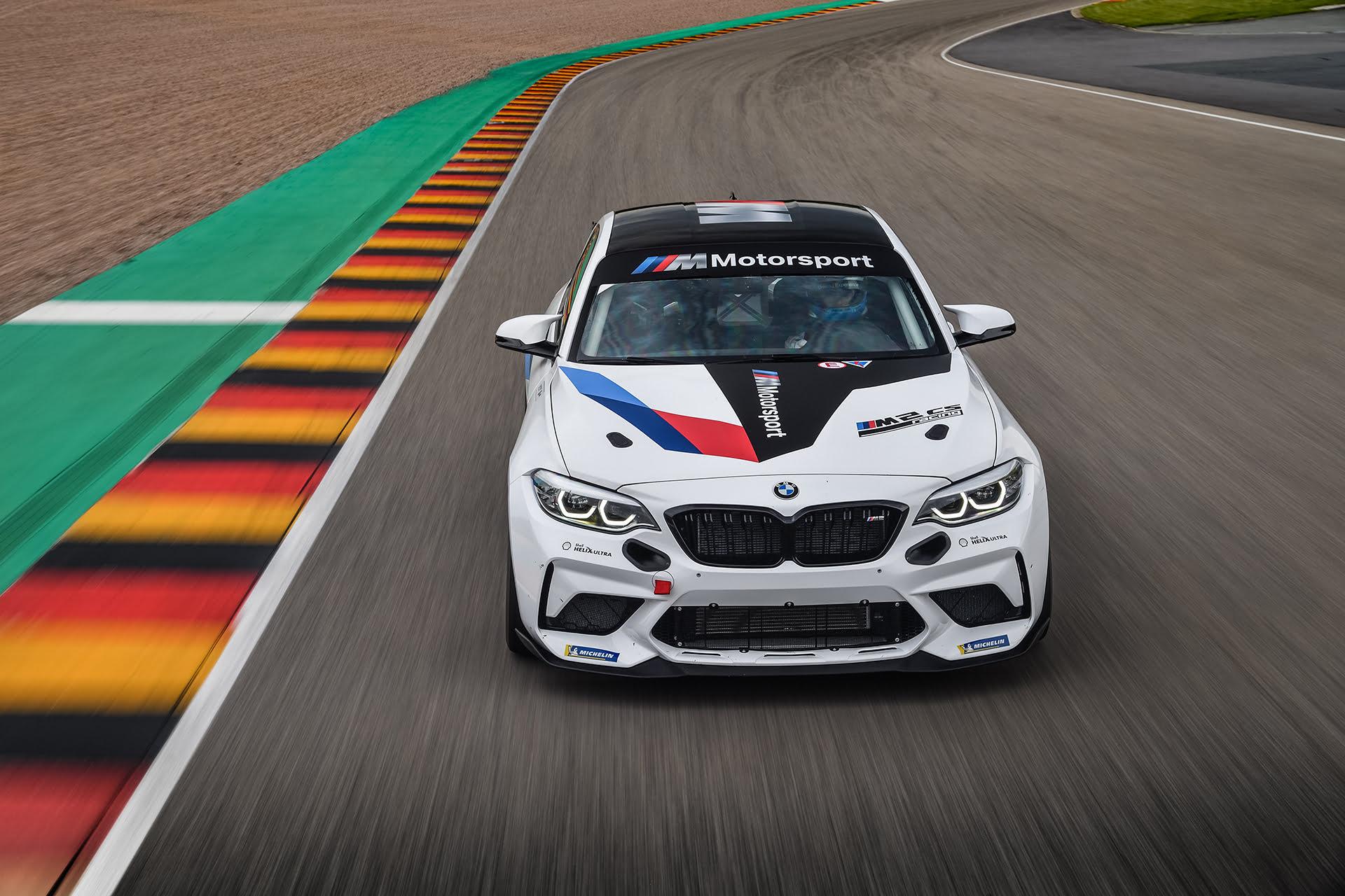 La BMW M2 Cup tendrá 6 citas y 12 pruebas.