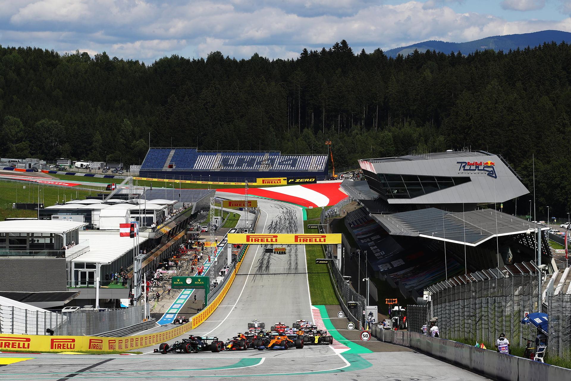 Red Bull Ring ha firmado un contrato multi-anual con la F1