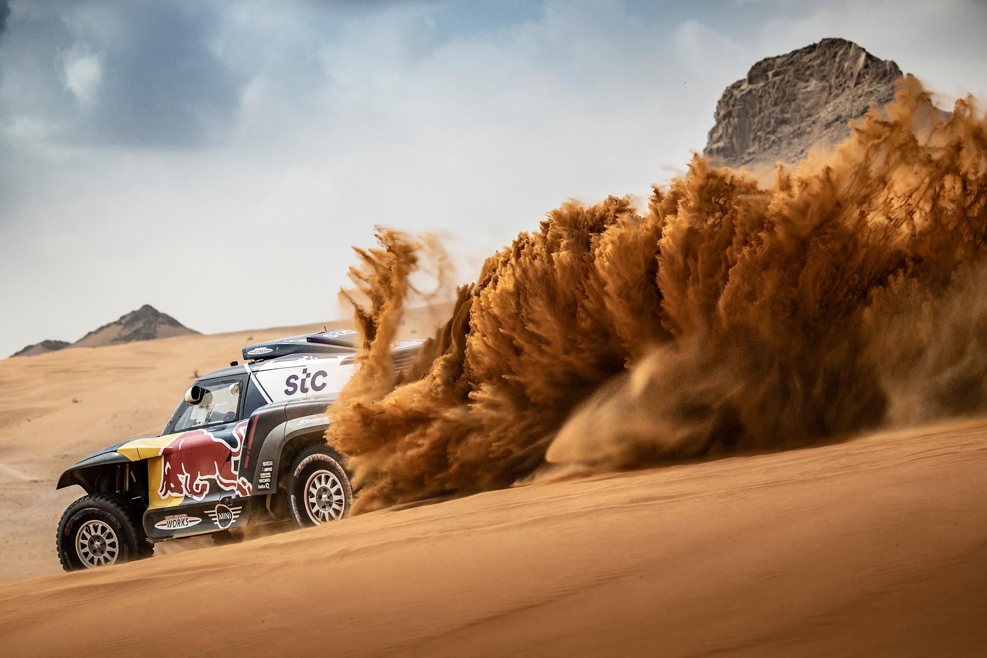 El Dakar 2021 se mantiene gracias a la ayuda del gobierno saudí.