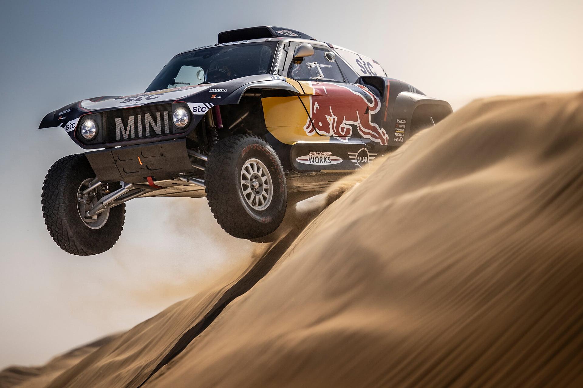 El Dakar 2021 podría no disputarse finalmente.