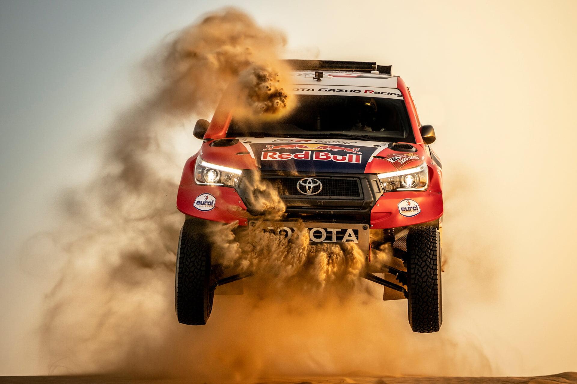 El Dakar 2021 tiene un recorrido complejo para los participantes.