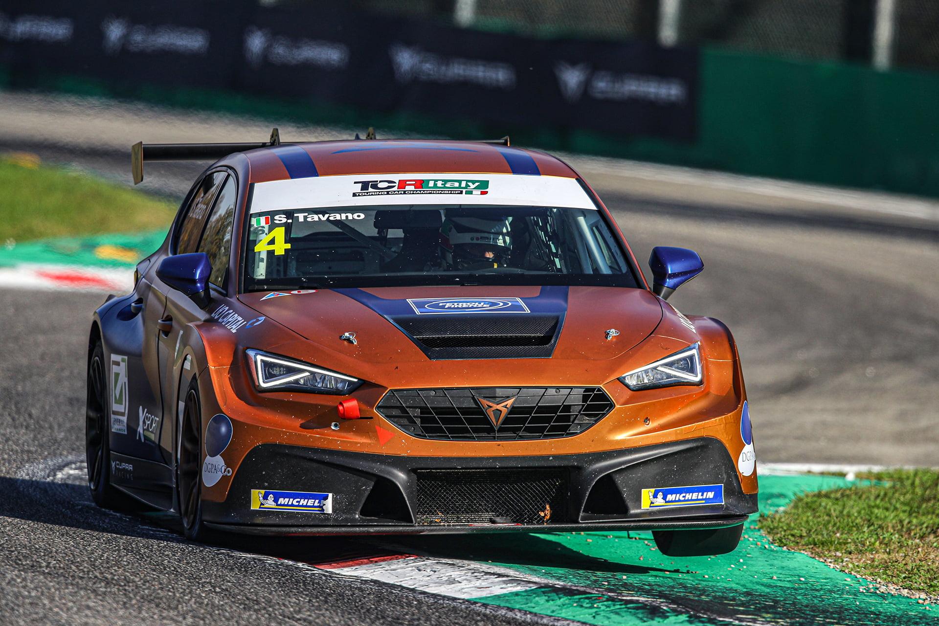 El Cupra León Competición domina en Europa
