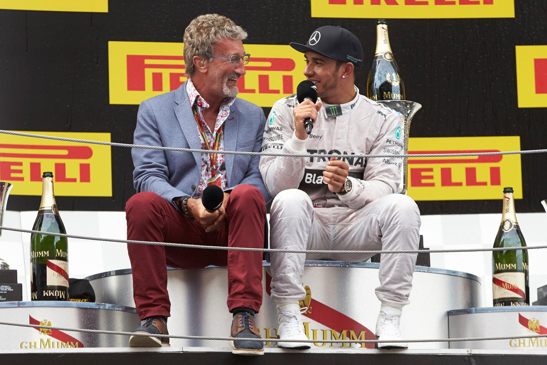 Eddie Jordan da su particular opinión sobre la actual F1