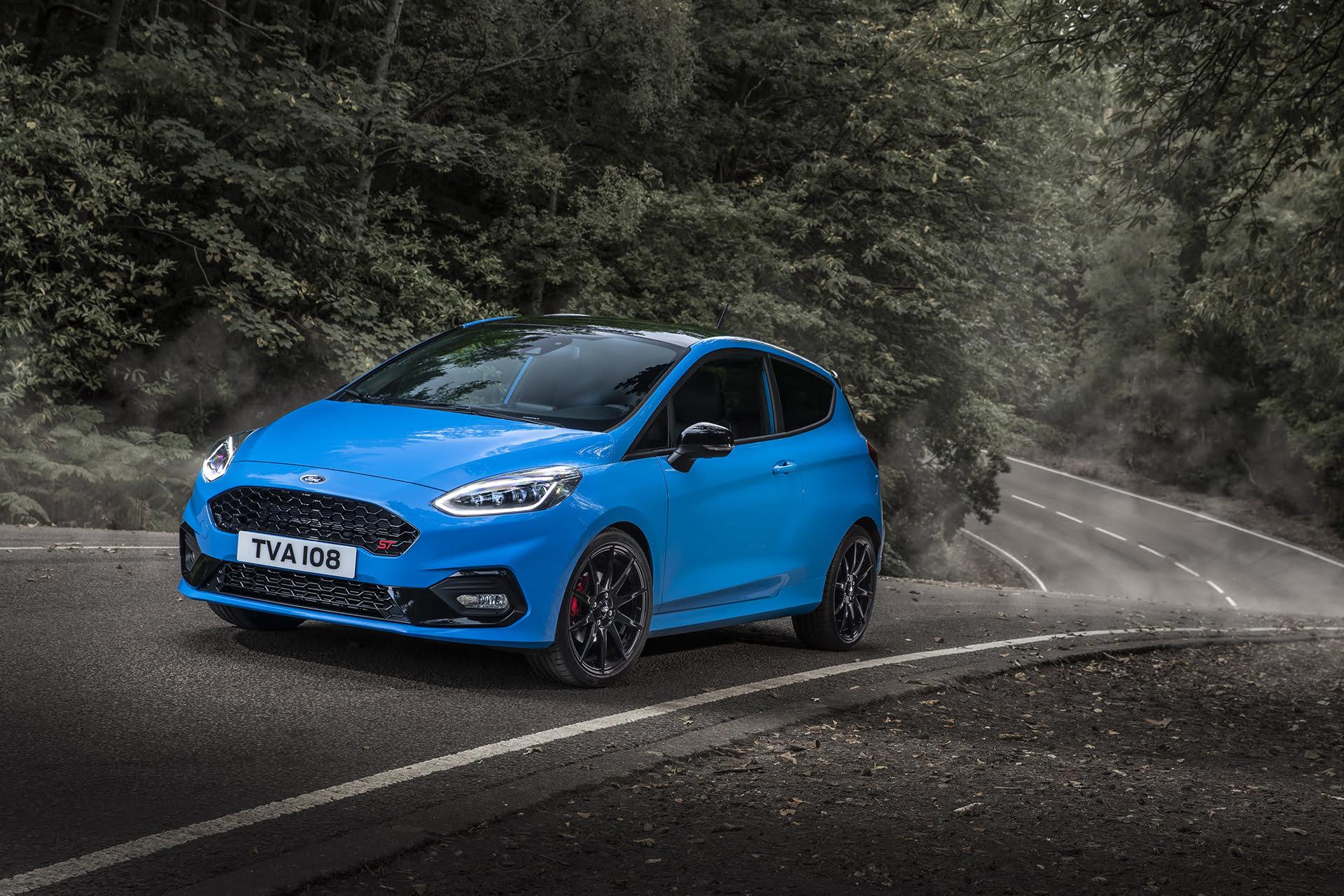 El nuevo Ford Fiesta ST llegará pronto a nuestro mercado.