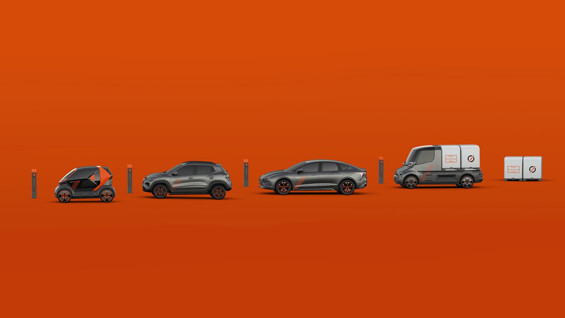 Mobilize es una de las nuevas propuestas de futuro de Renault.