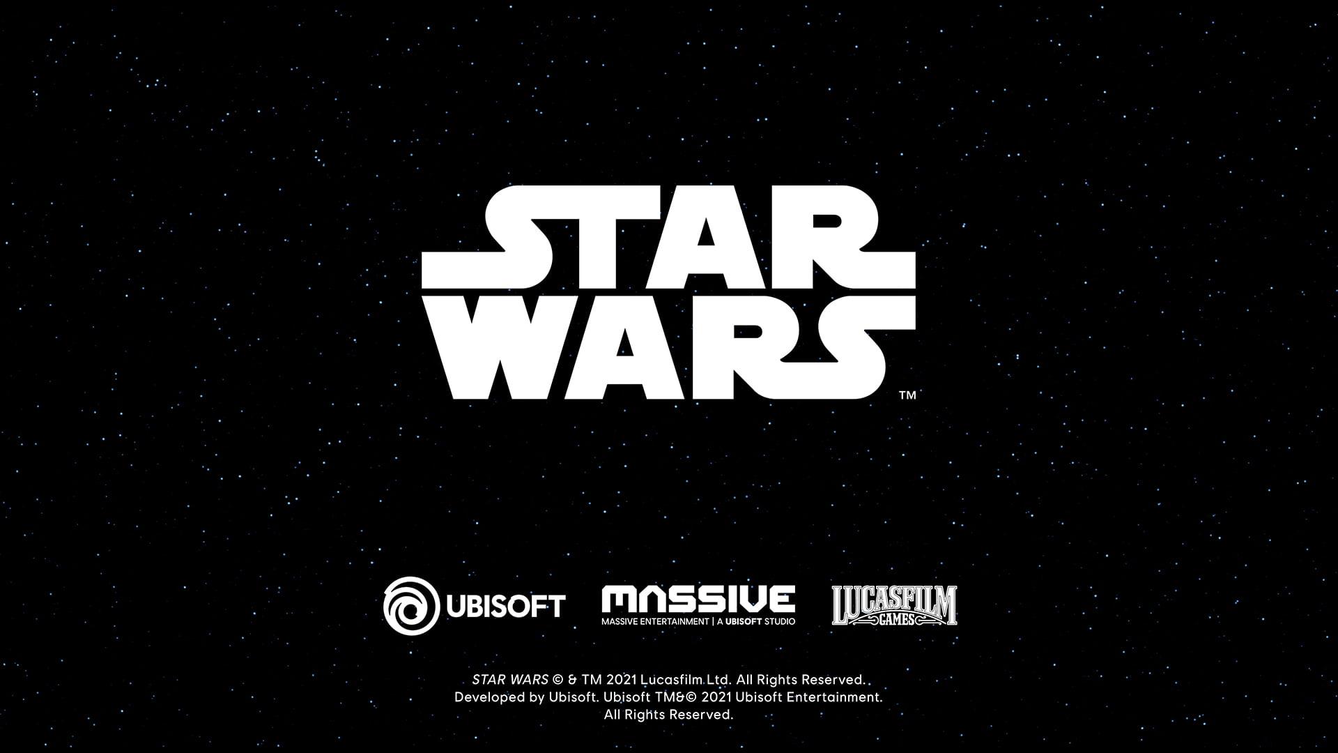 Ubisoft tendrá un juego de primer nivel basado en el universo Star Wars.