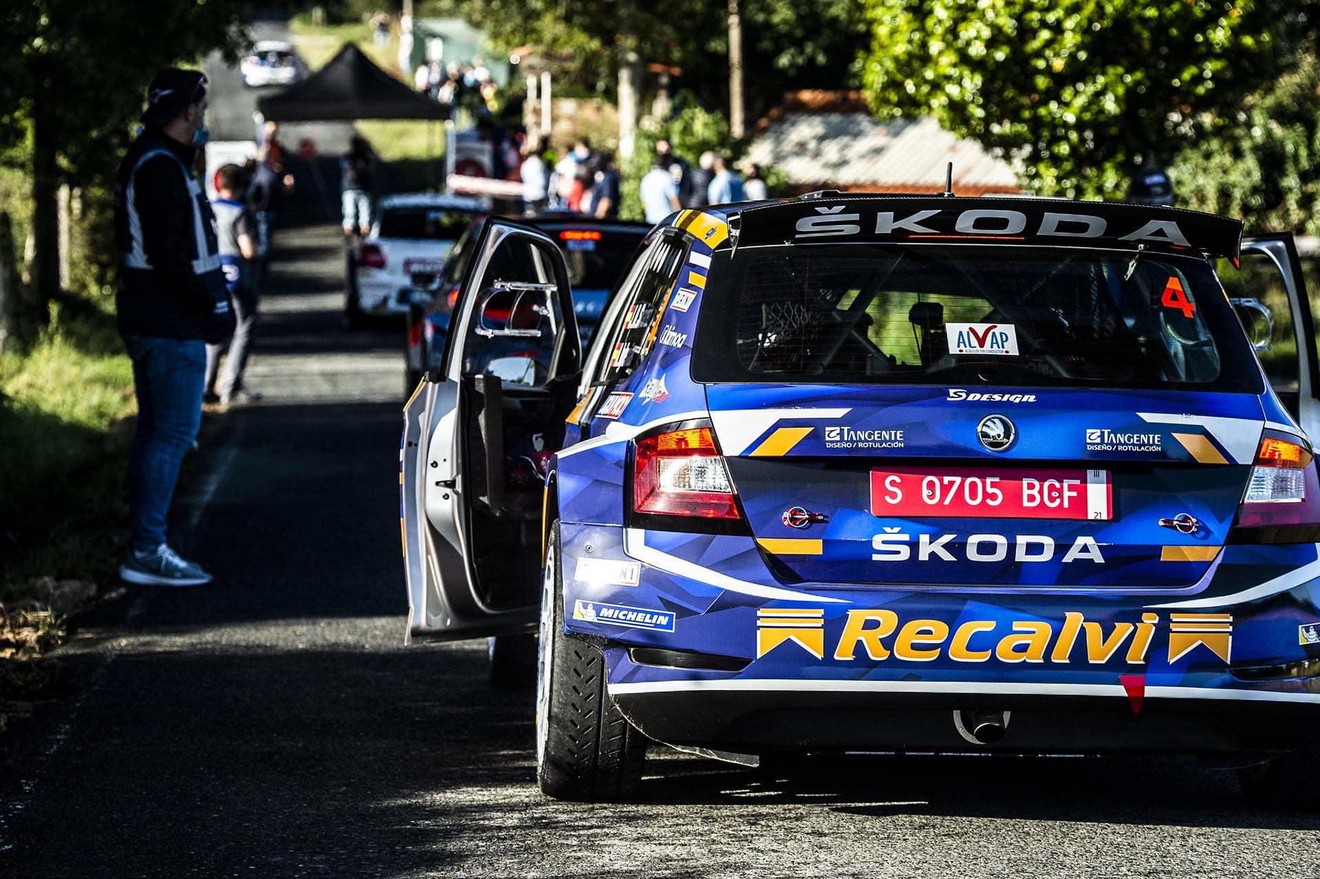 CERA Recalvi, es el nuevo nombre para el Nacional de Asfalto de Rallyes