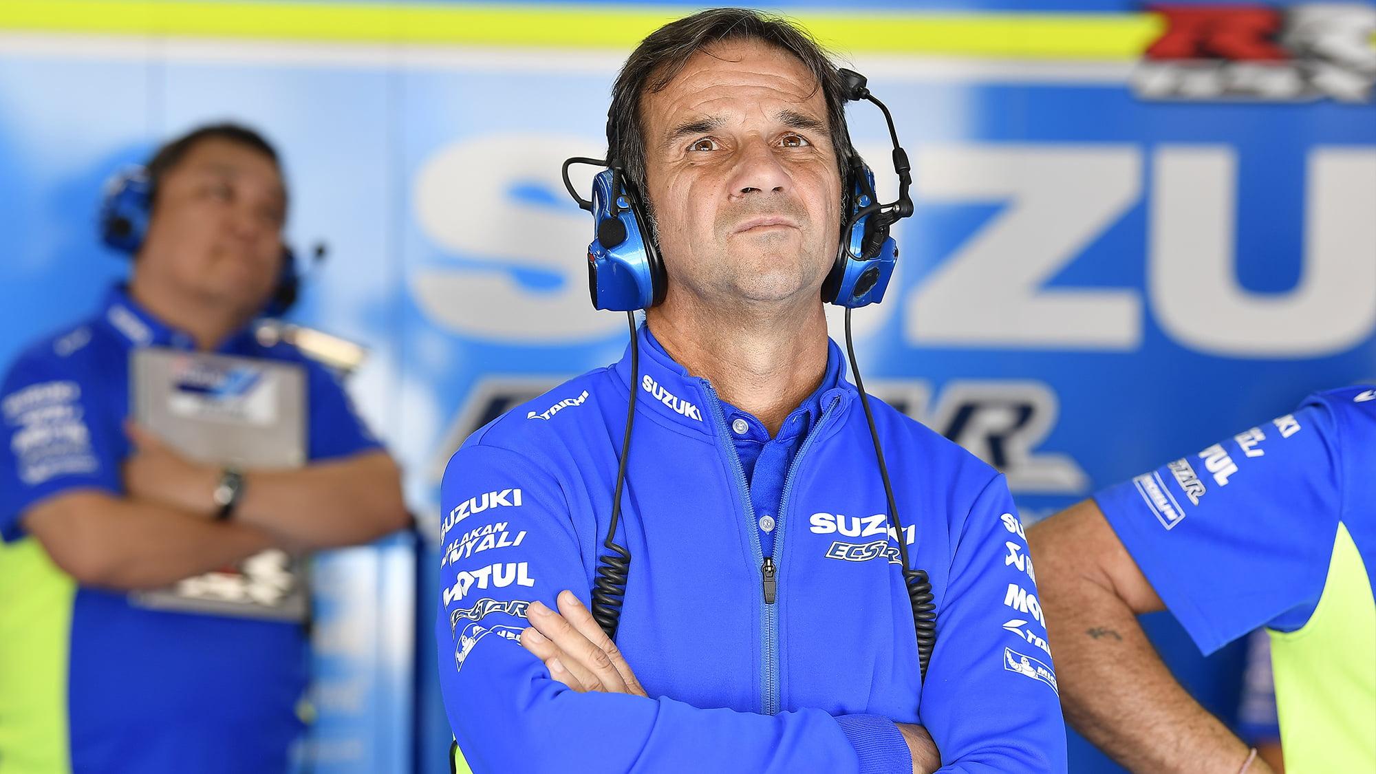 Davide Brivio es el nuevo director deportivo de Alpine F1
