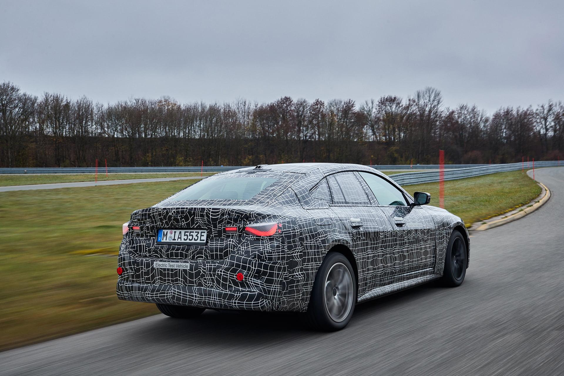 El nuevo BMW i4 estará disponible este verano