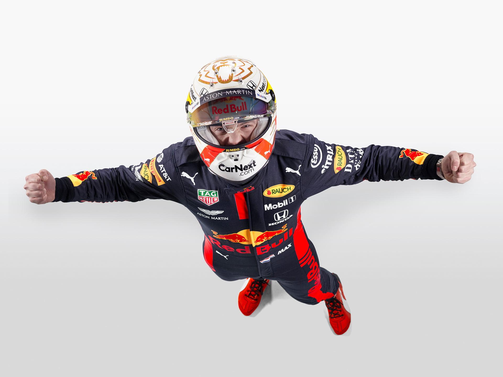 Max Verstappen recuerda su infancia al lado de Michael Schumacher