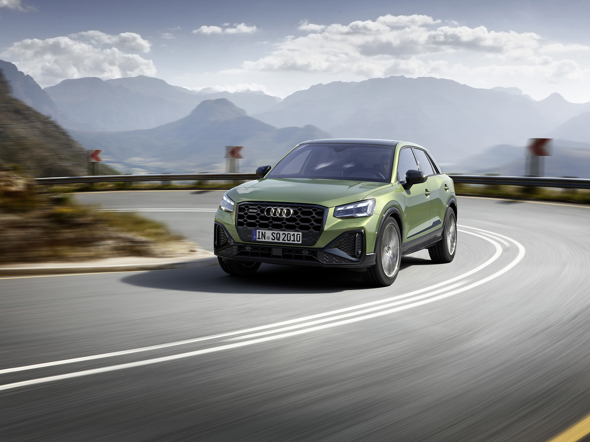 El nuevo Audi SQ2 2021 ya está disponible.