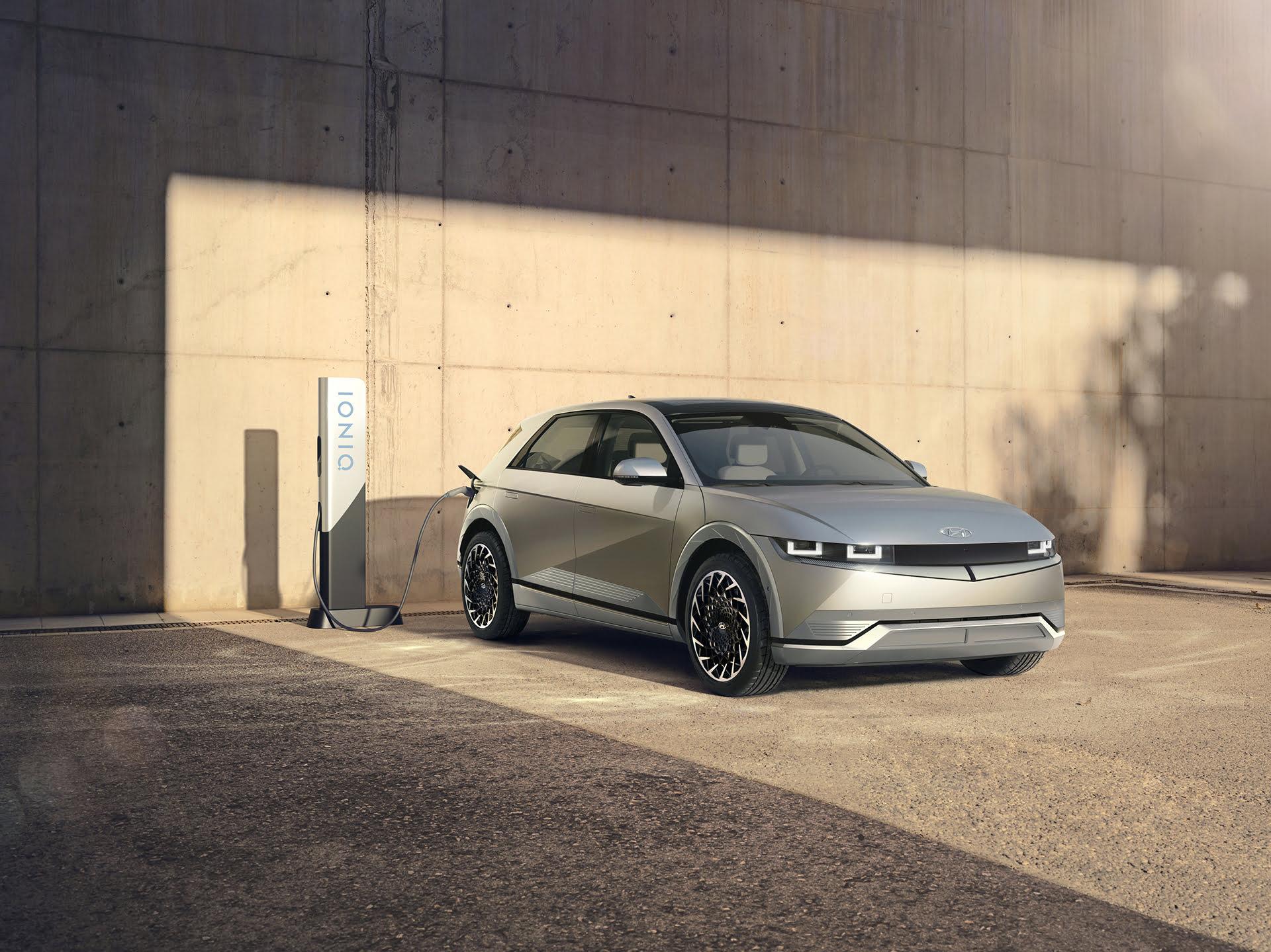 El IONIQ 5 marca una nueva era eléctrica en Hyundai