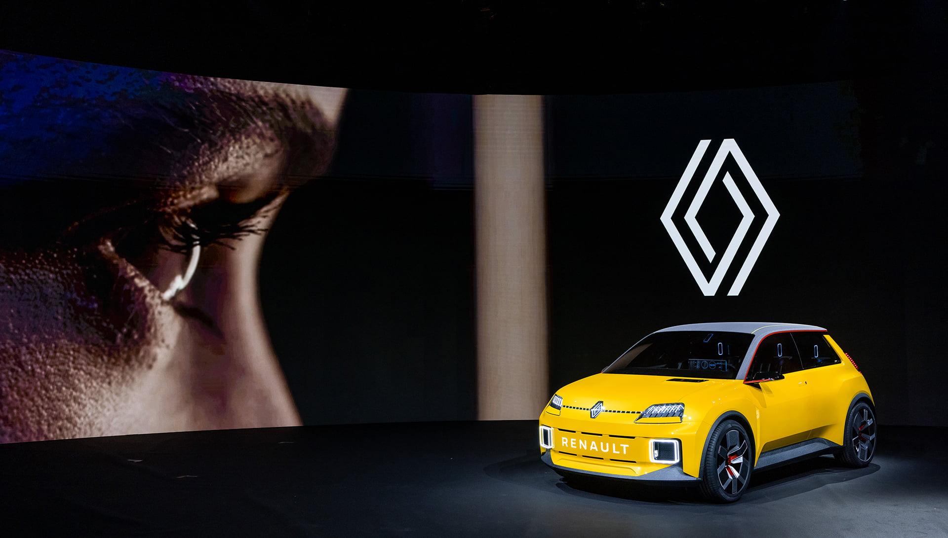El Renault 5 Prototype avanza en su proceso de creación