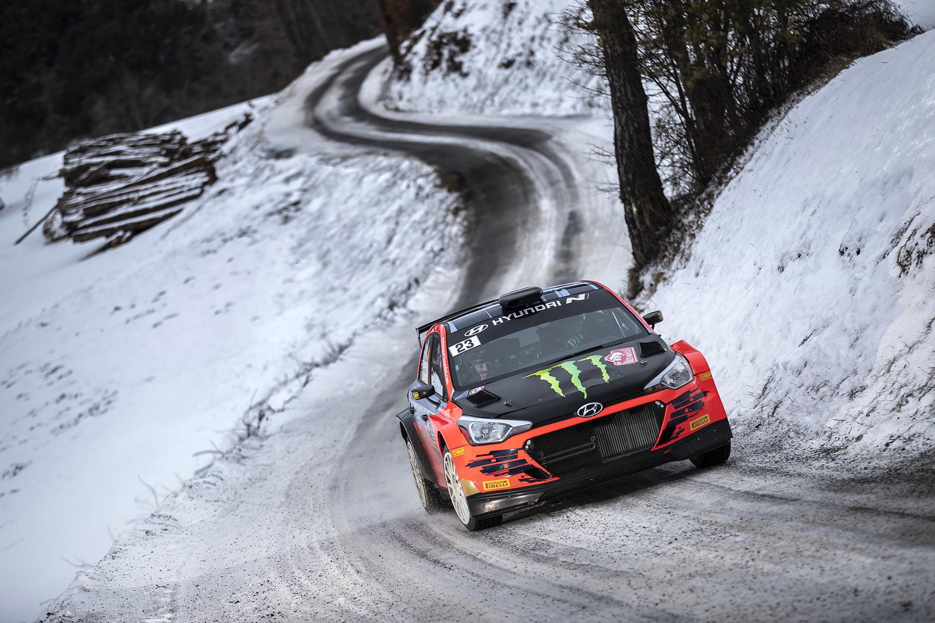 Oliver Solberg luchará con los grandes del WRC