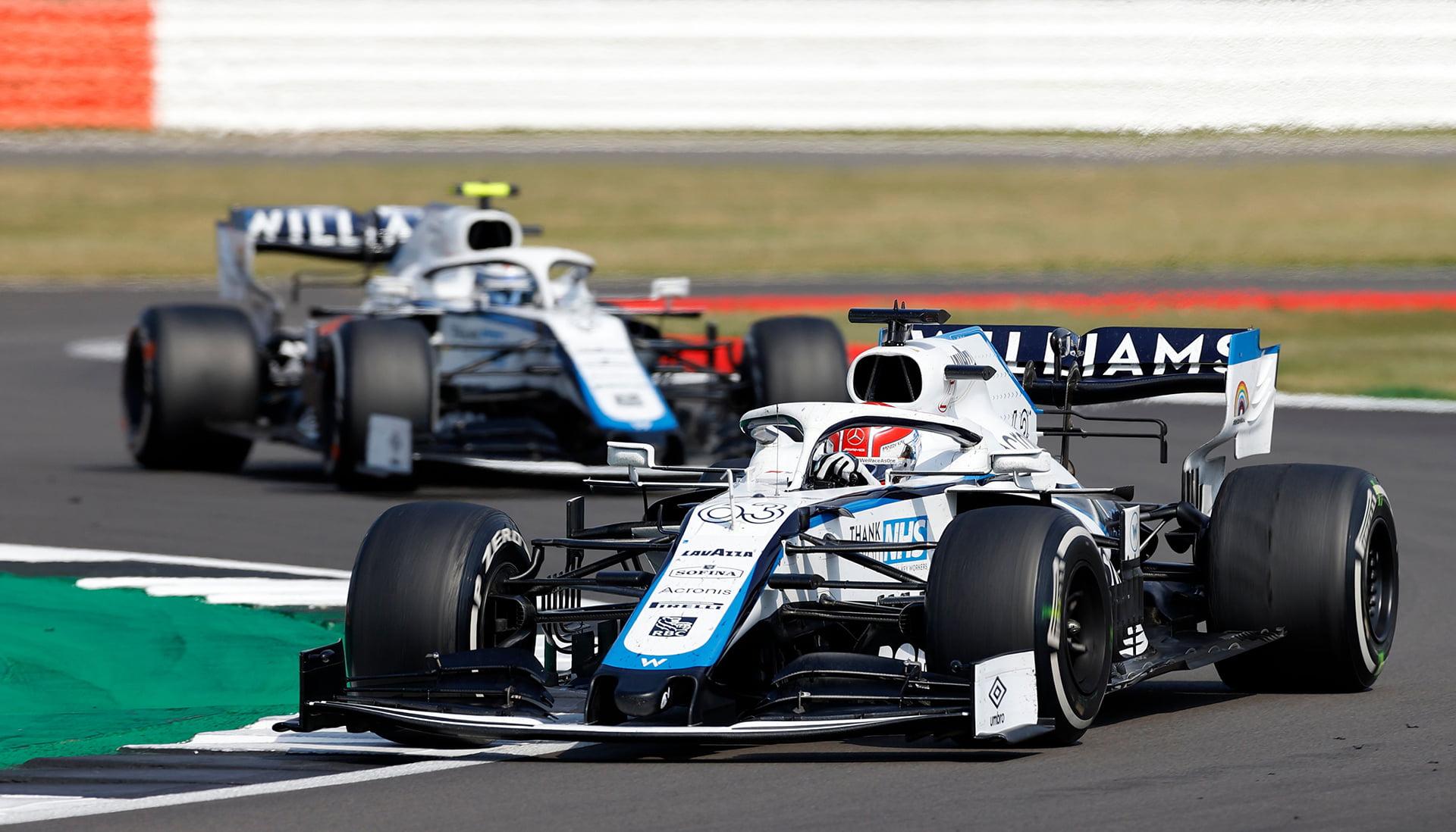 Williams F1 podría montar motores Alpine en 2022