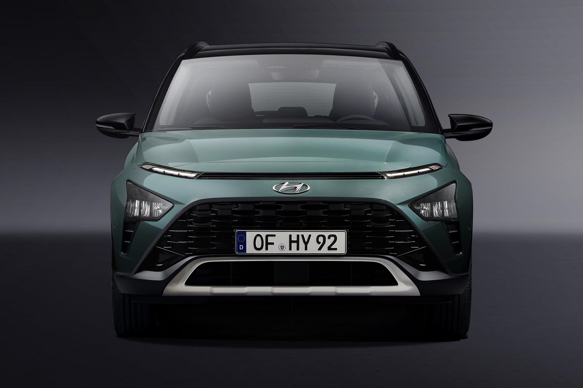 Bayon, el nuevo y sorprendente CUV de Hyundai