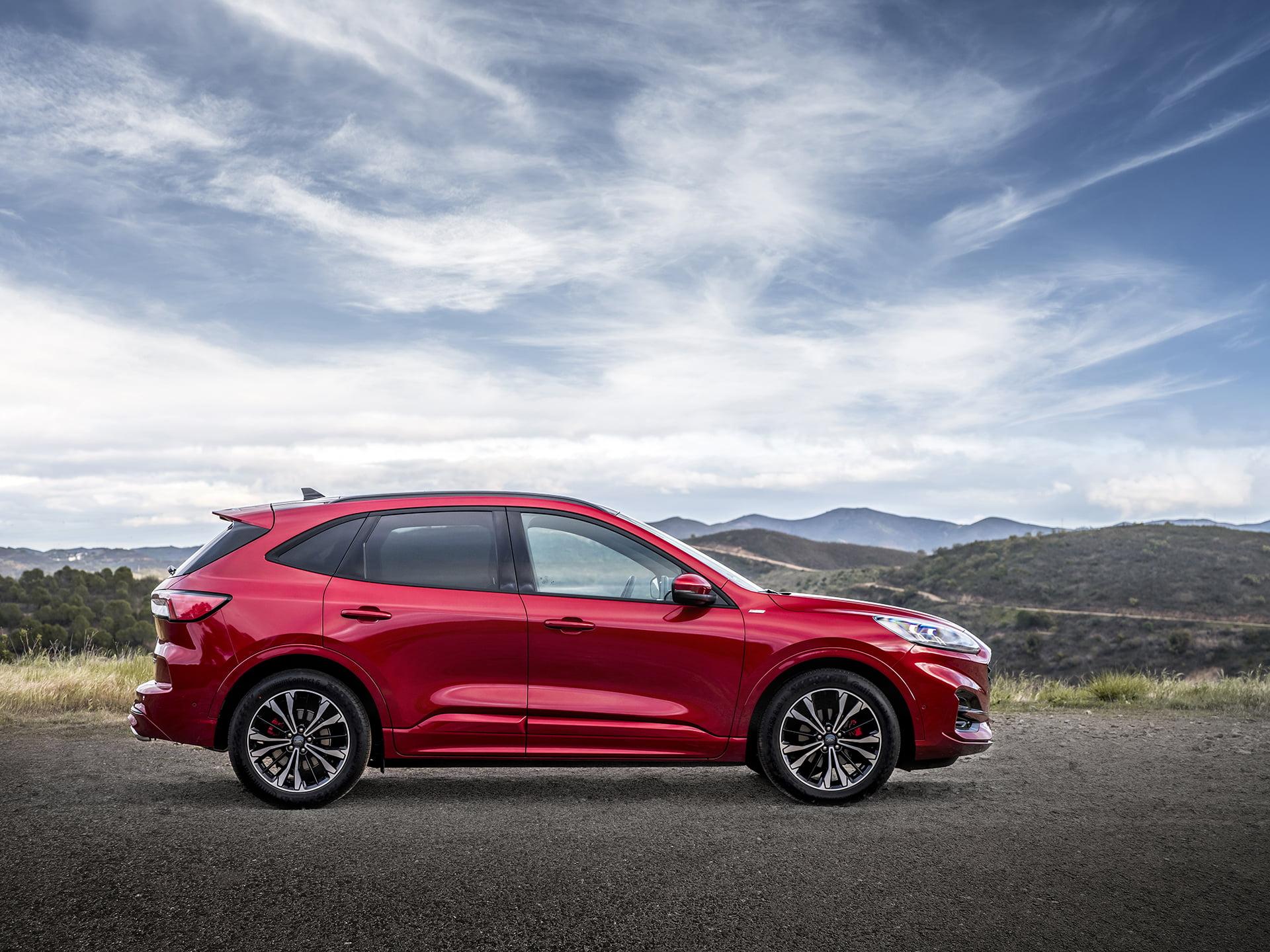 El Ford Kuga FHEV es una interesante opción para los que quieran un SUV polivalente.