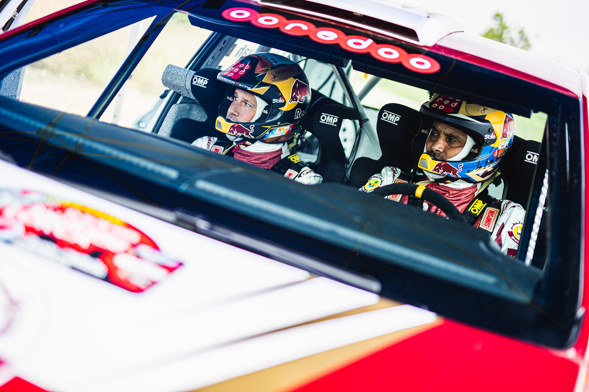 Nasser Al-Attiyah triunfó en el nuevo CERT - GT2i