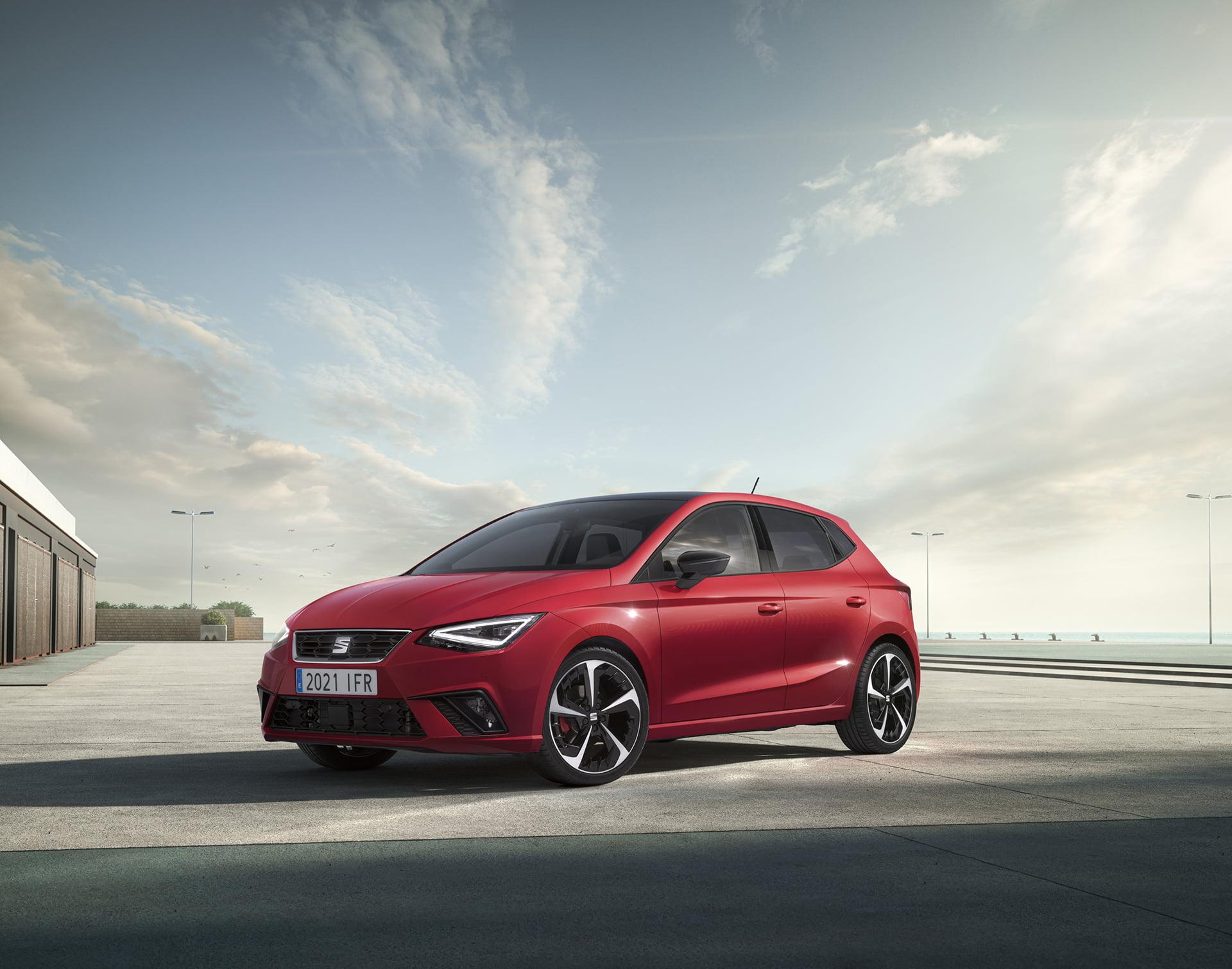 El nuevo SEAT Ibiza 2021 sorprende a primera vista