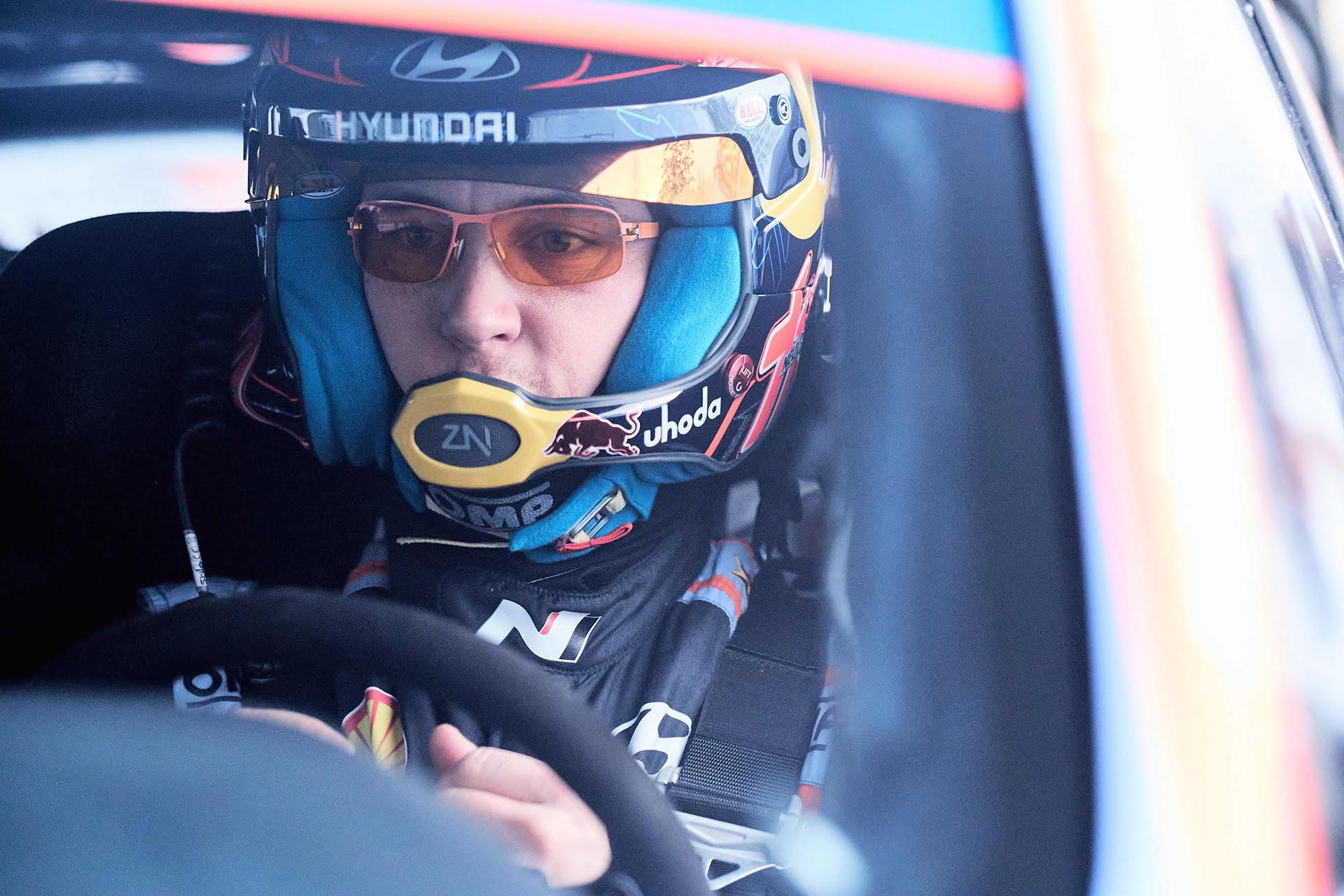 El equipo Hyundai Motorsport quiere obtener la victoria en Croacia.