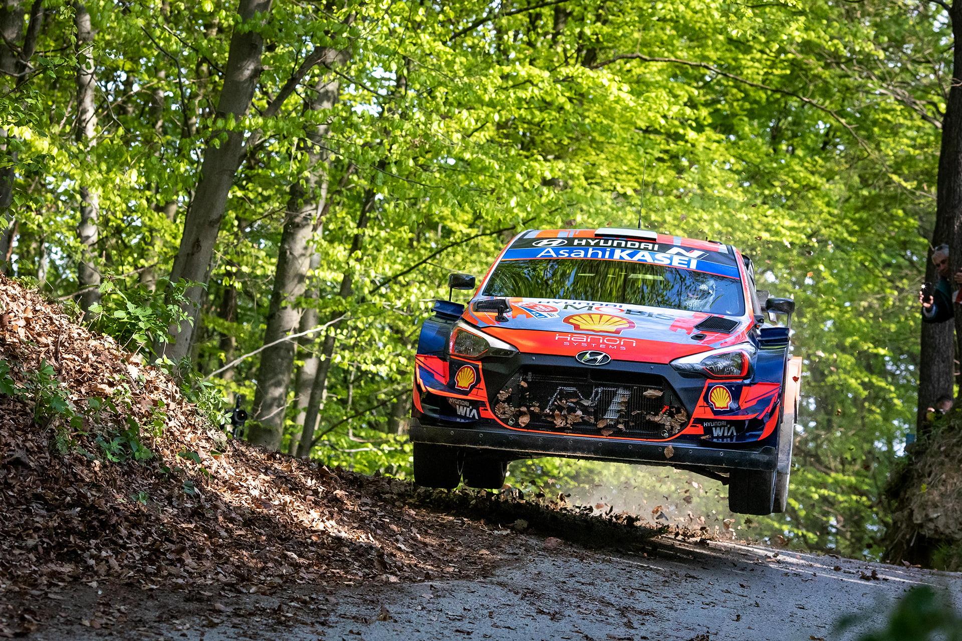 Hyundai Motorsport apuesta por la continuidad de sus pilotos.