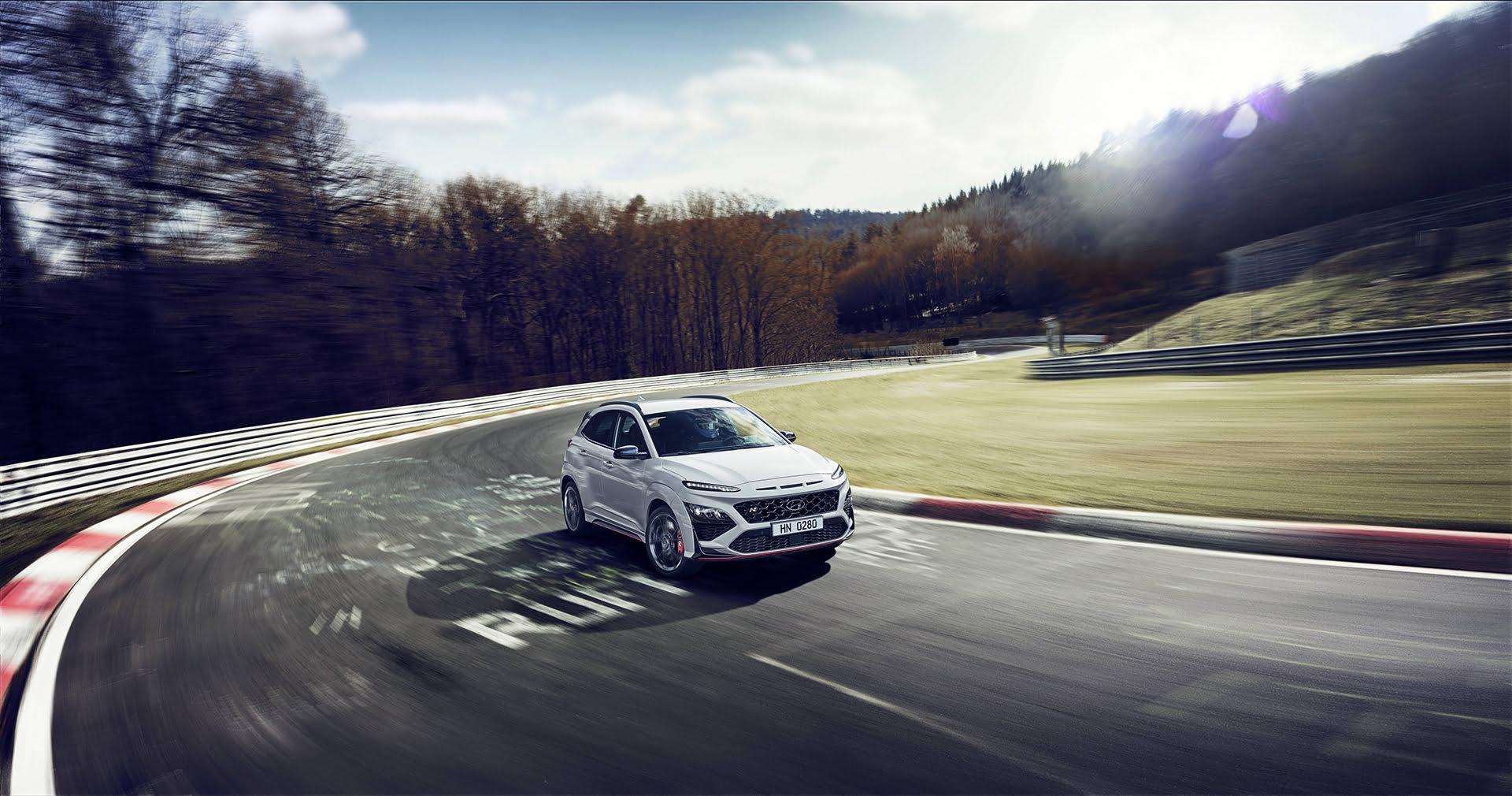 El nuevo Hyundai KONA N no deja indiferente a nadie.