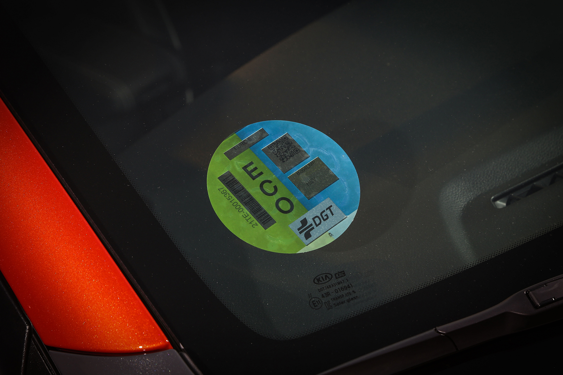 El Kia Stonic obtiene la etiqueta ECO de la DGT