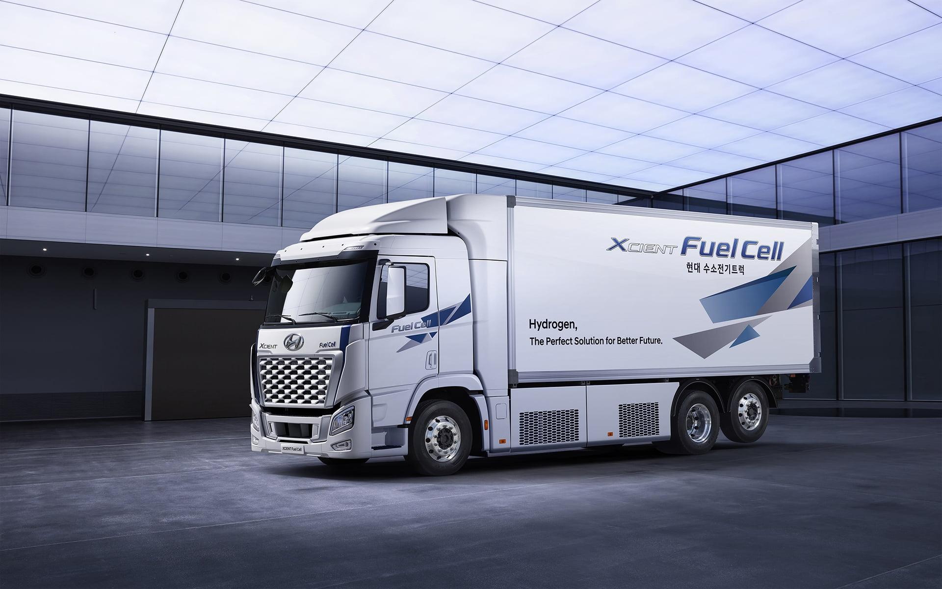 XCIENT Fuel Cell  es la gran alternativa ECO para el transporte