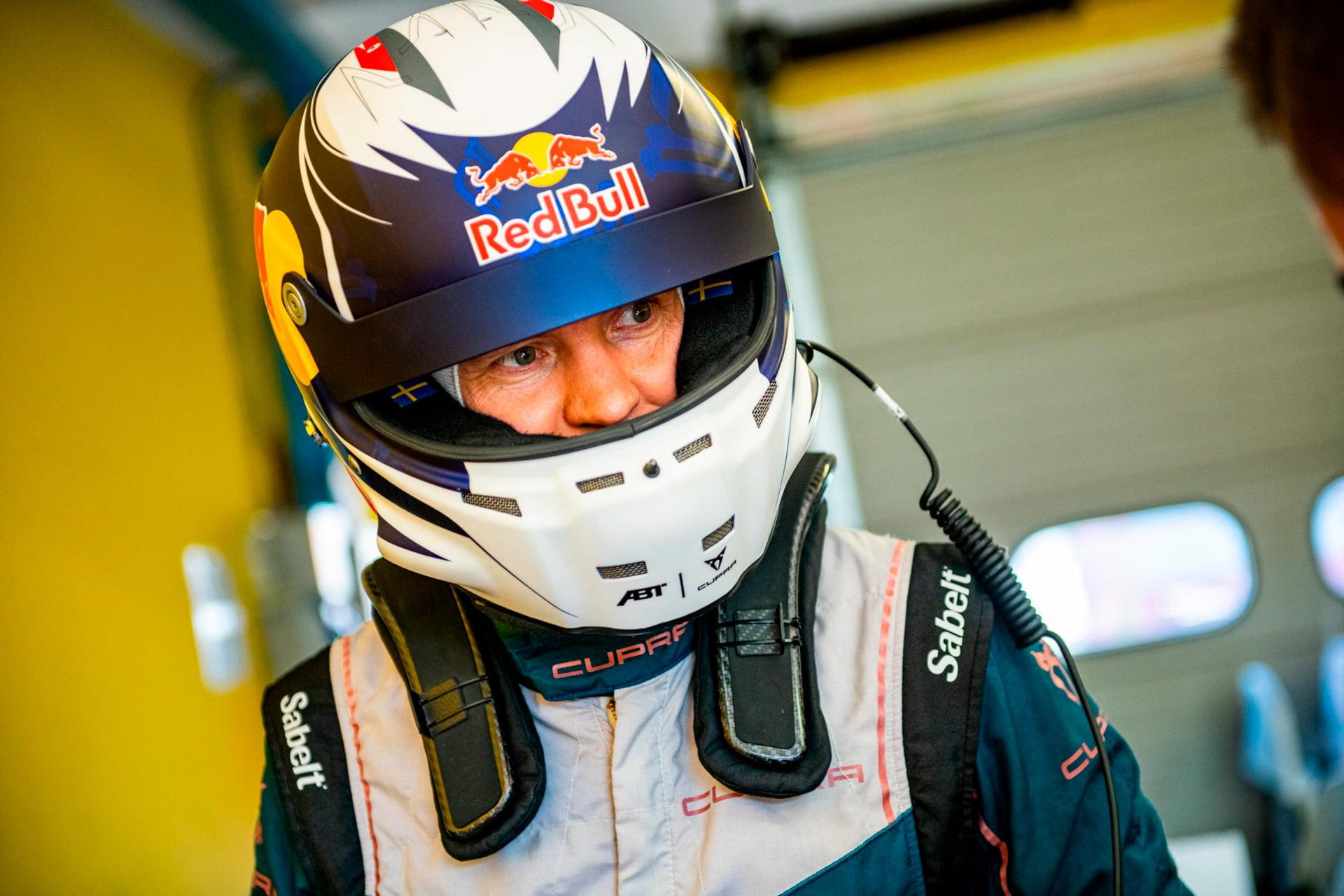 Ekstrom es otro de los pilotos CUPRA