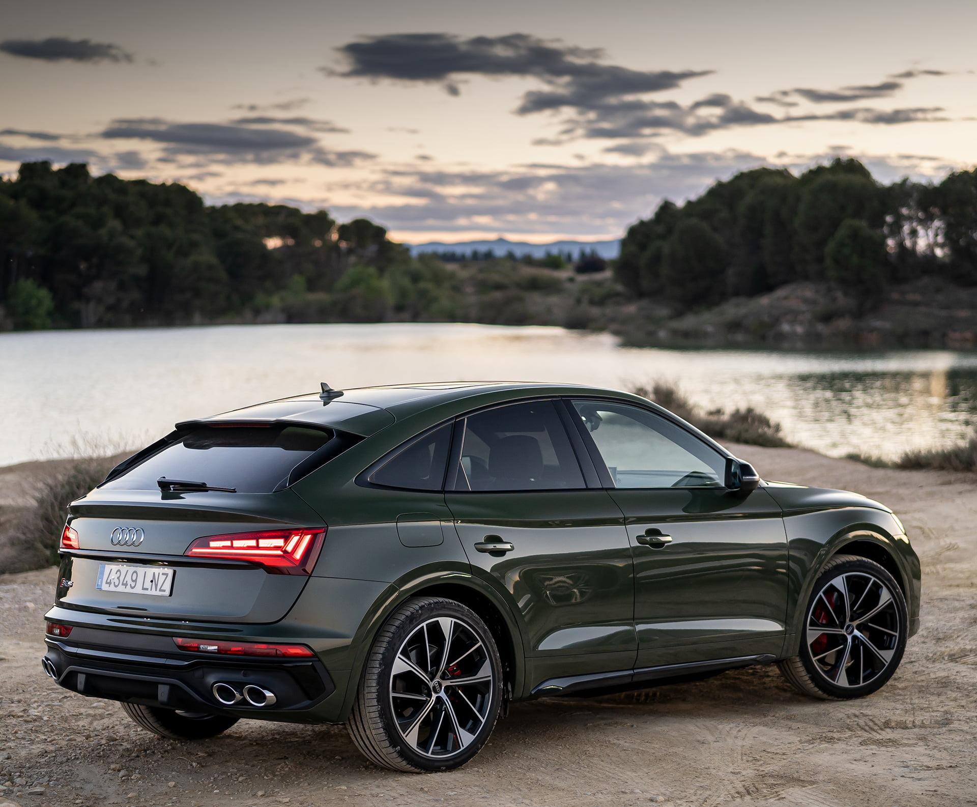 El Audi SQ5 Sportback es el top de la gama.