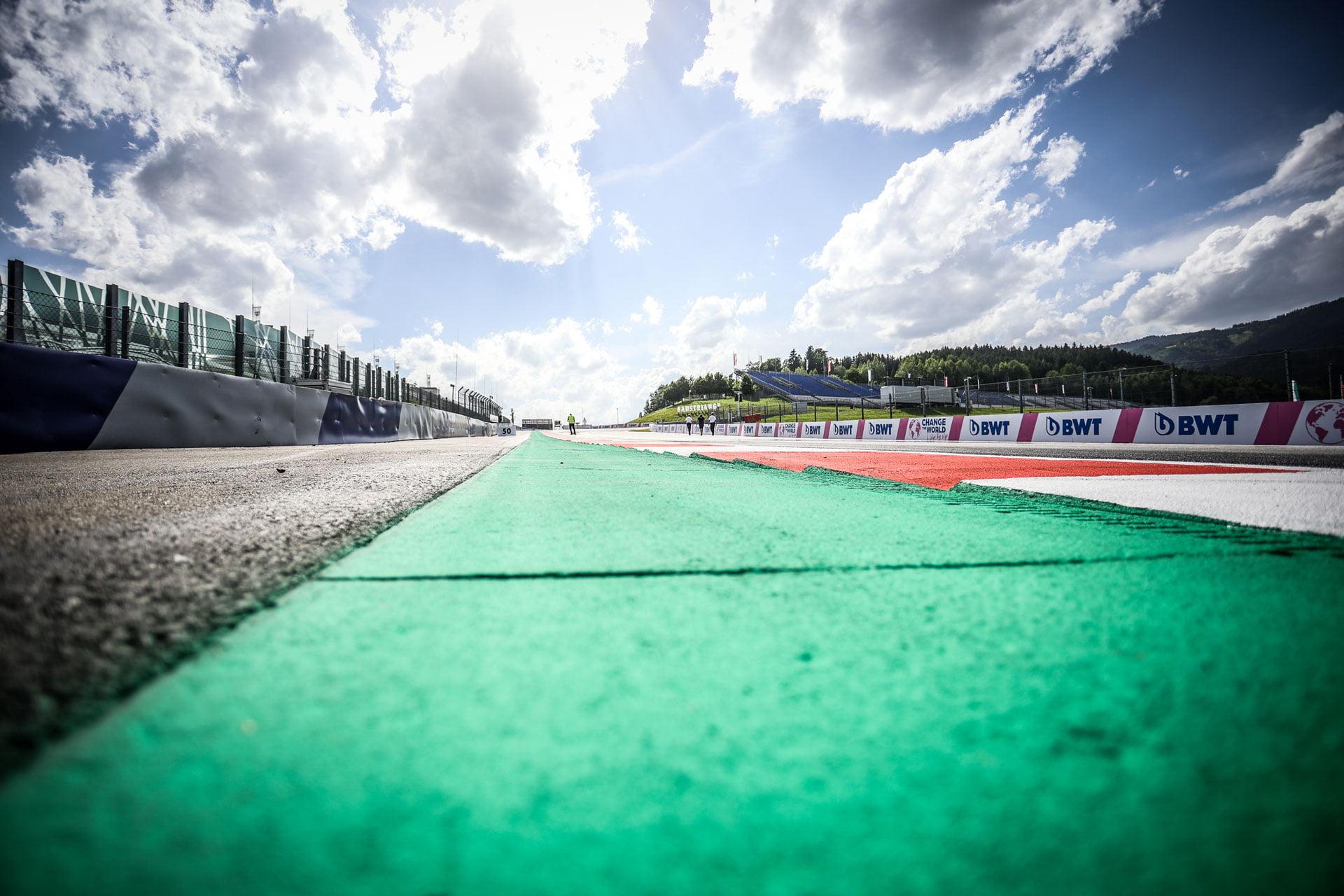 El GP de Estiria se disputa en el circuito de Spielberg