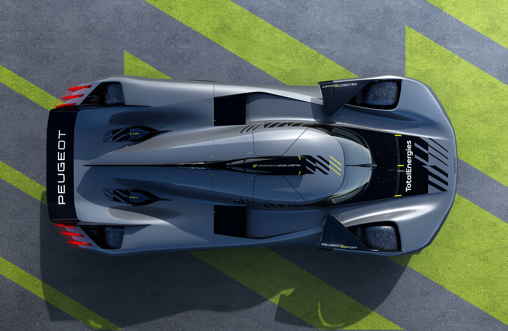 El Peugeot 9x8 debutará en 2022