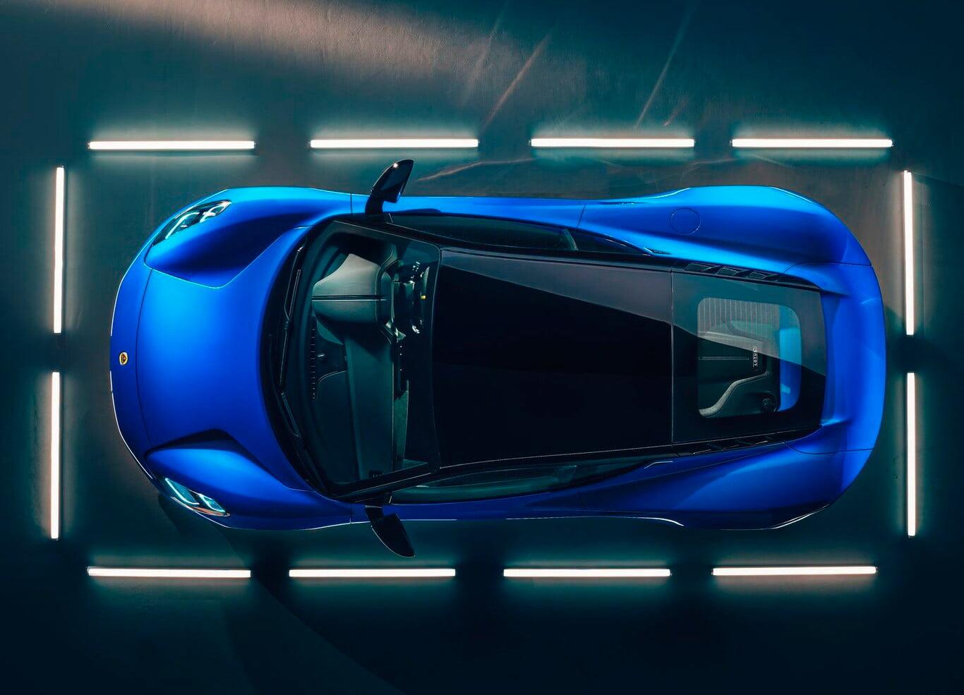 El Lotus Emira estará a la venta en 2022