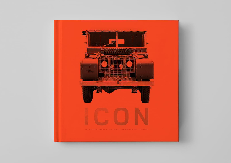 10 capítulos y más de 200 páginas componen ICON
