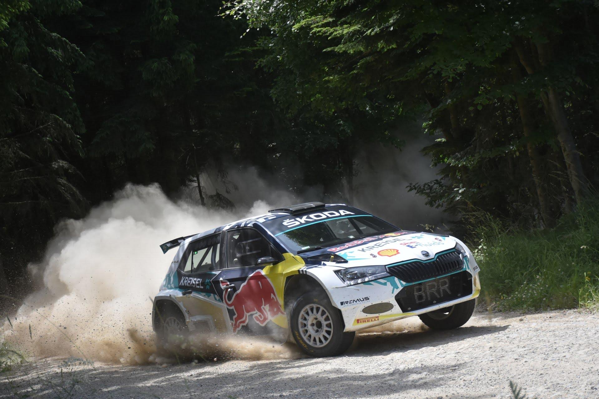 ŠKODA Motorsport apuesta por la era eléctrica en los rallyes