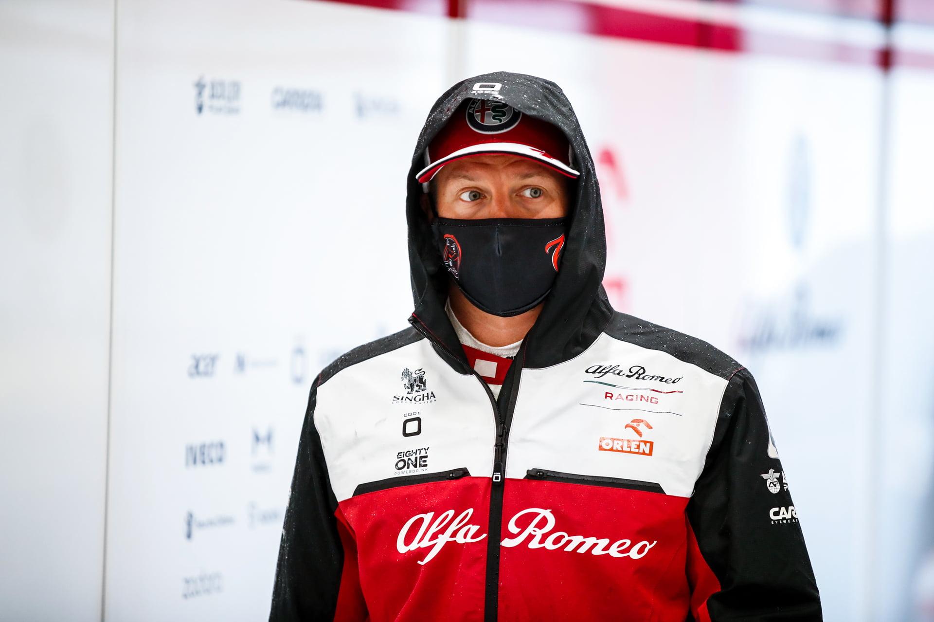 Kimi finalmente ha elegido su vida familiar frente al circo rodante de la F1