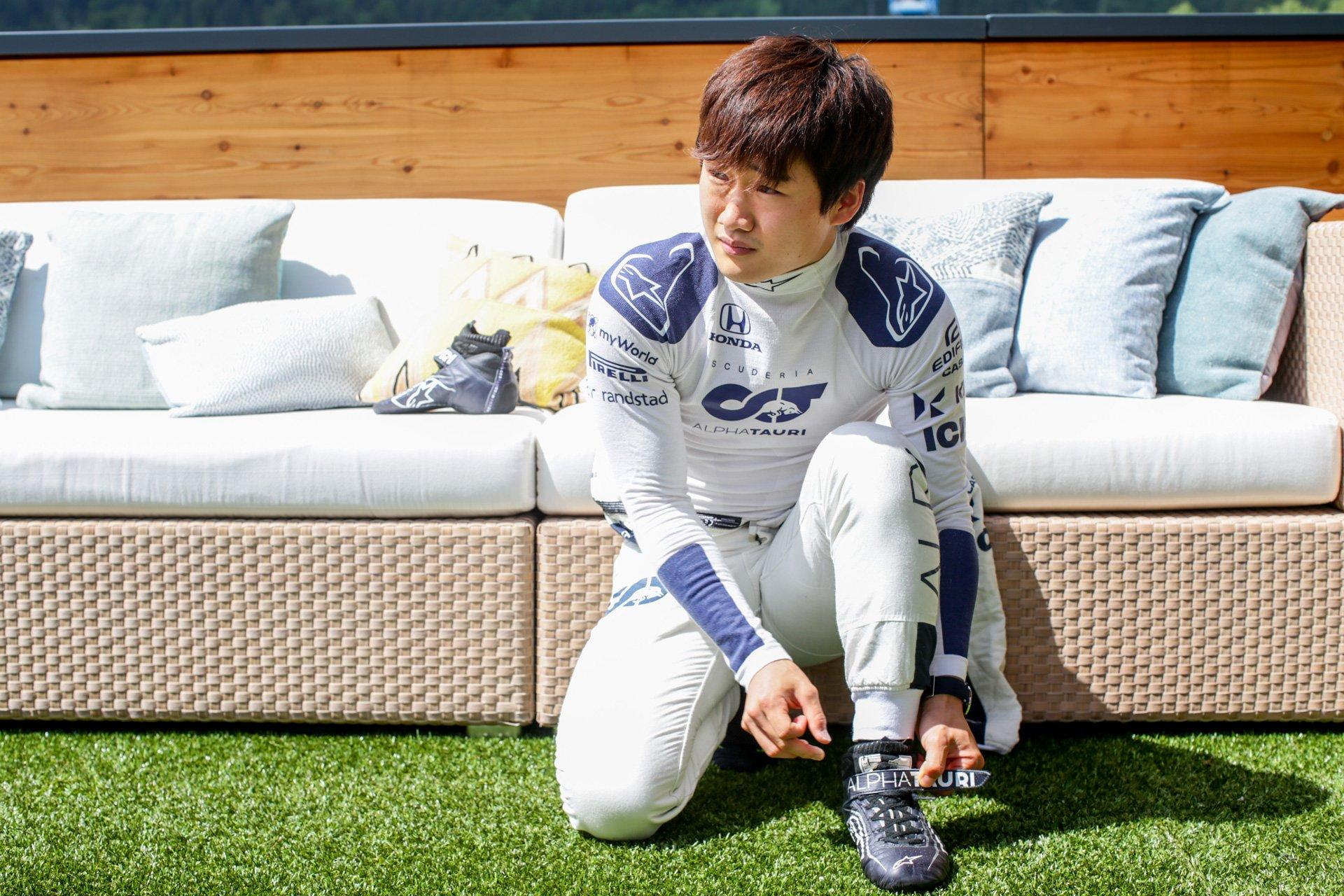 Yuki Tsunoda es el centro de todas las quejas del supervisor deportivo de Red Bull, Helmut Marko.