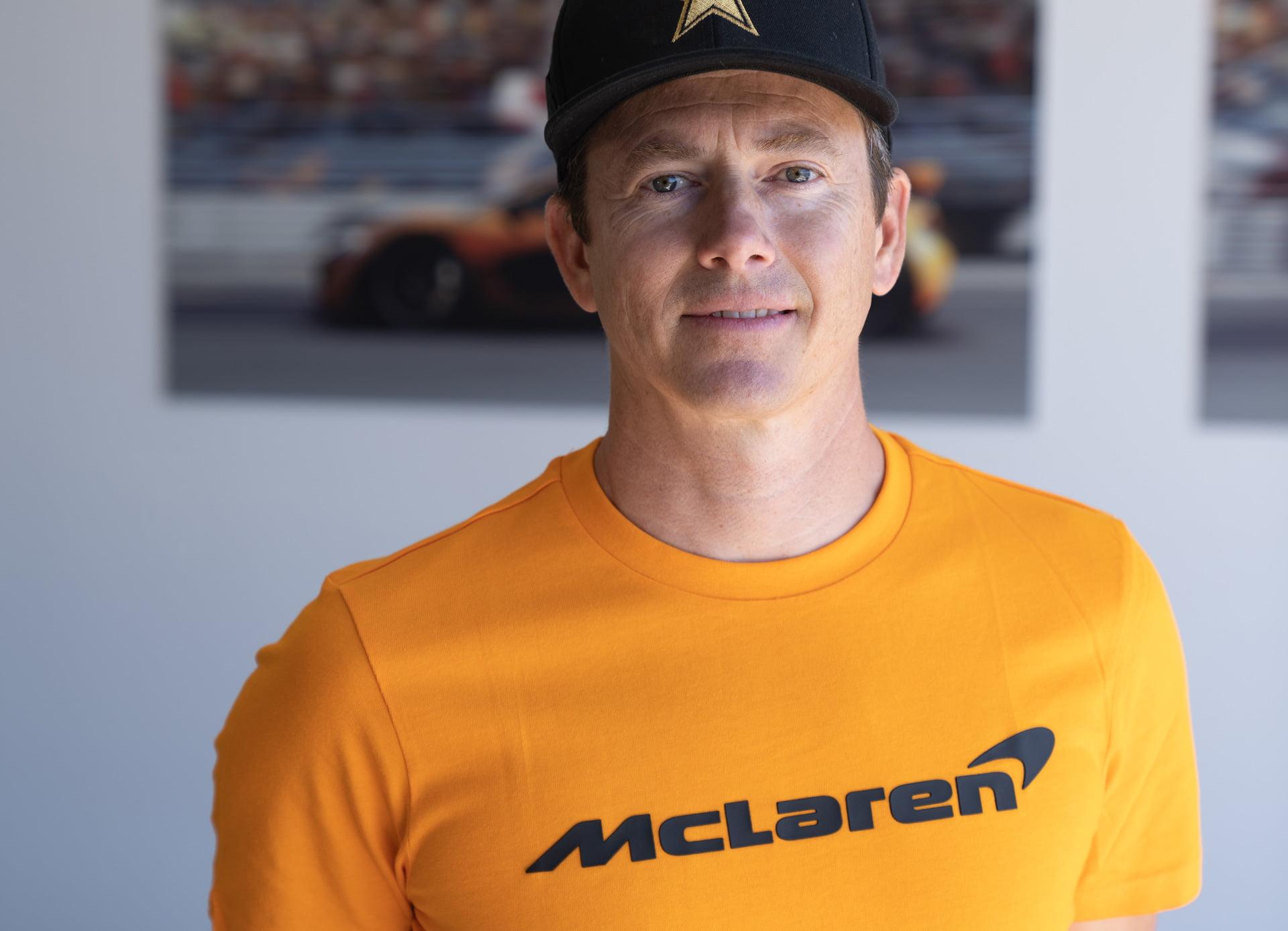 Tanner Foust es el piloto elegido por McLaren para su próxima participación en el Campeonato Extreme E 2022.