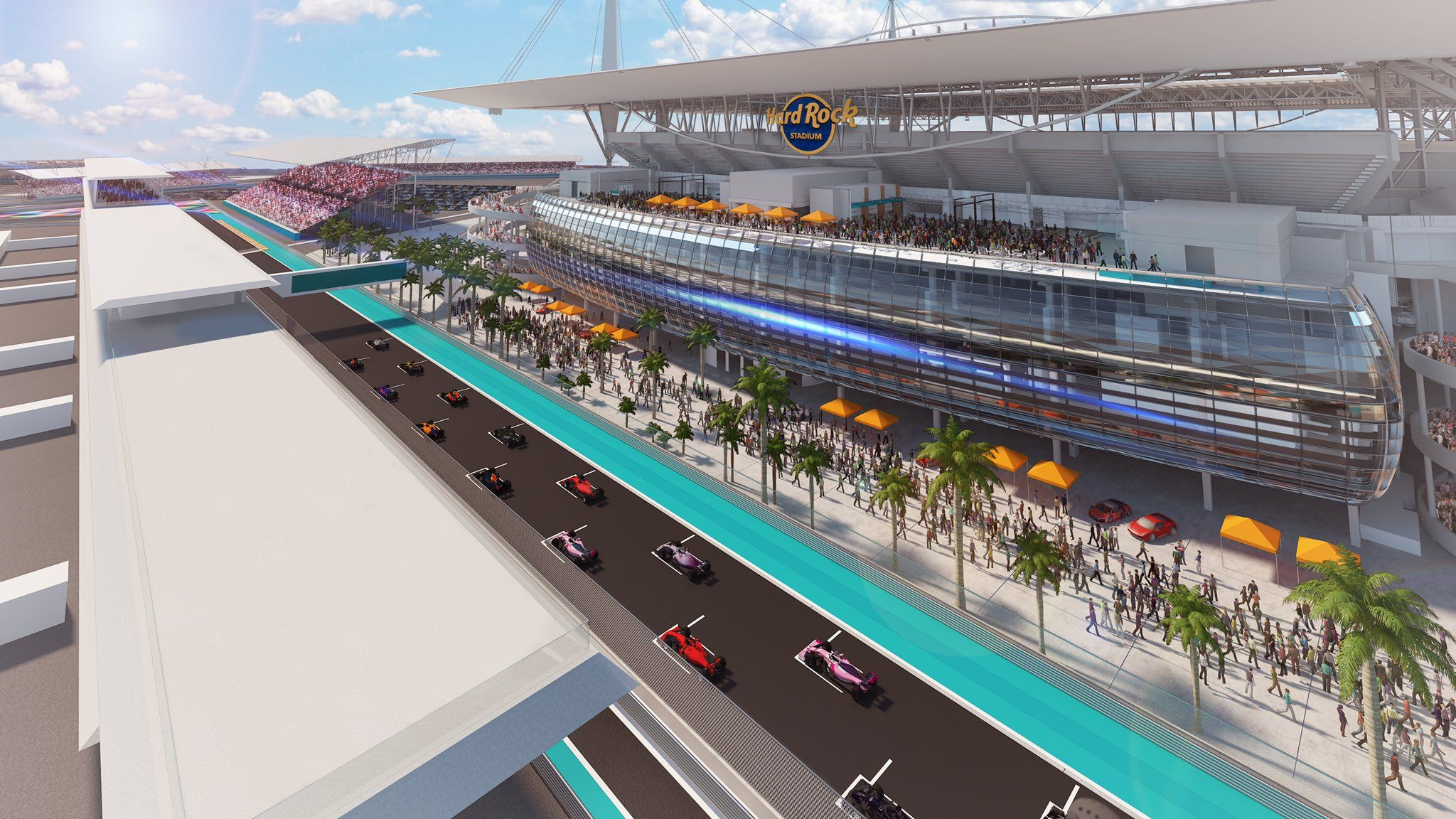 El Miami Grand Prix de F1 ya tiene cita oficial para la temporada 2022