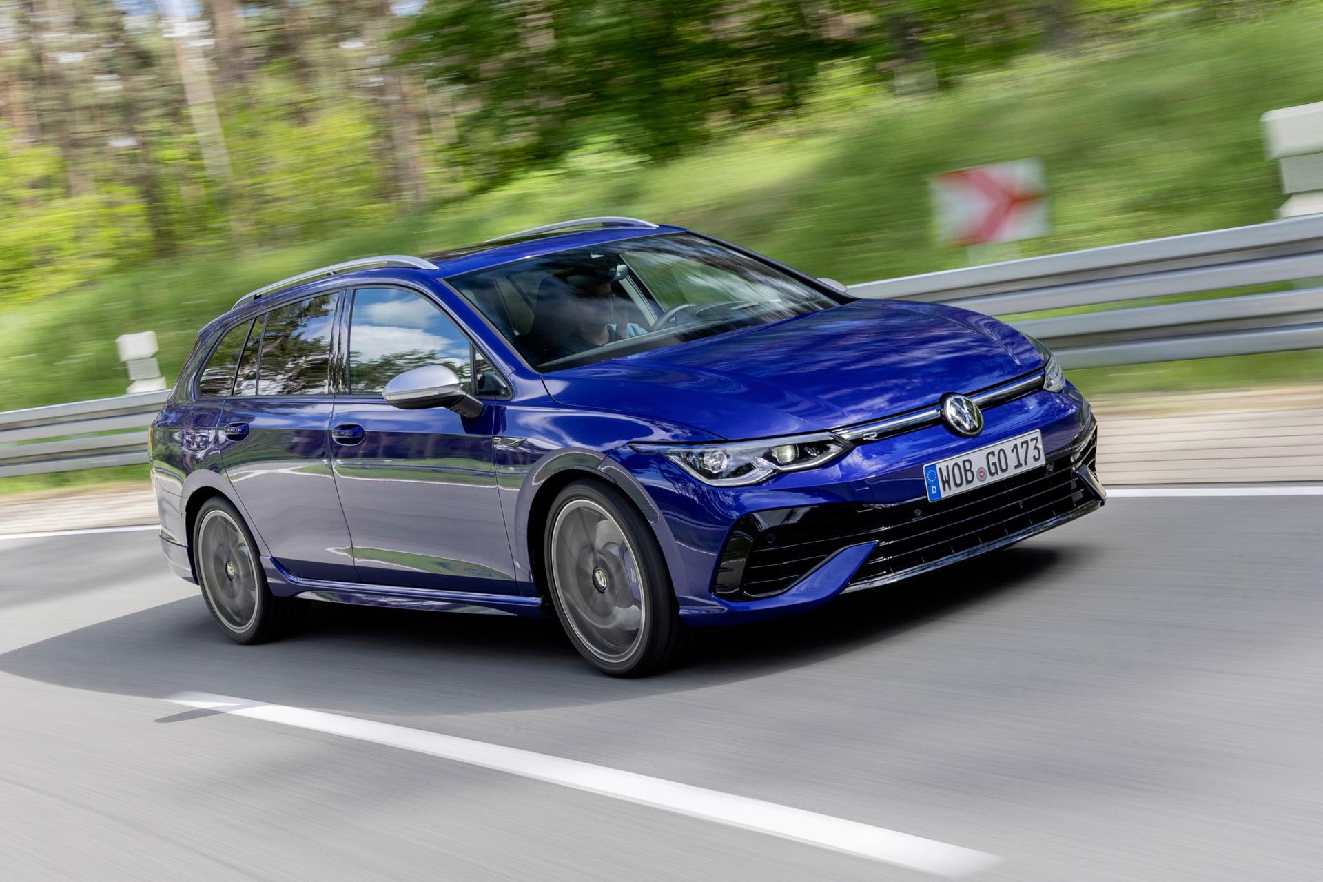 Llega al mercado español el nuevo Golf Variant R, un modelo que toma la misma premisa que su versión compacta: ser el más potente y dinámico diseñado hasta la fecha.