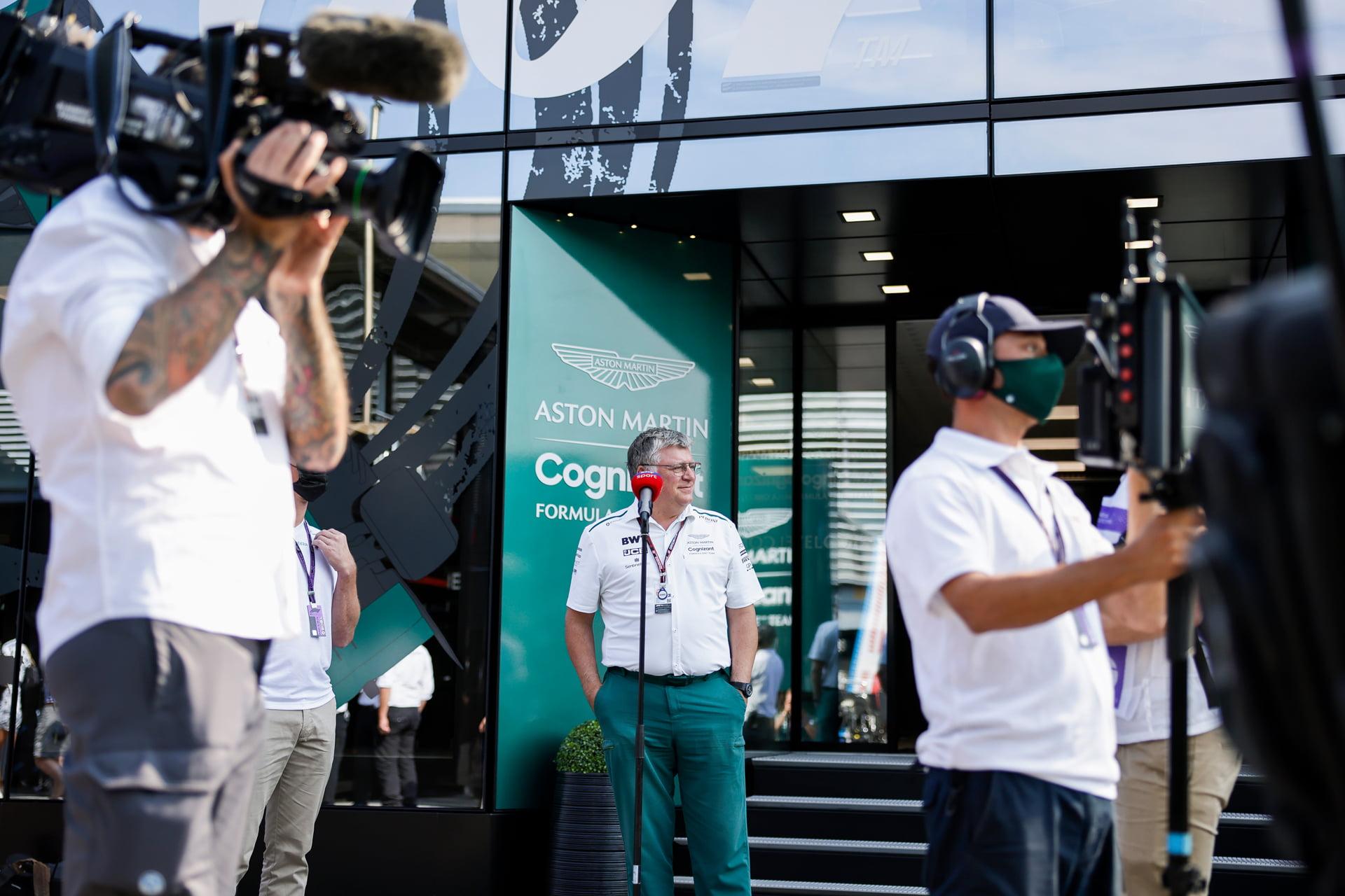 Aston Martin es una de las pocas escuderías del Mundial de F1 que no tienen una academia de jóvenes valores propia con la que apoyar a nuevos pilotos que algún día podrían estar al volante de un monoplaza de la misma.