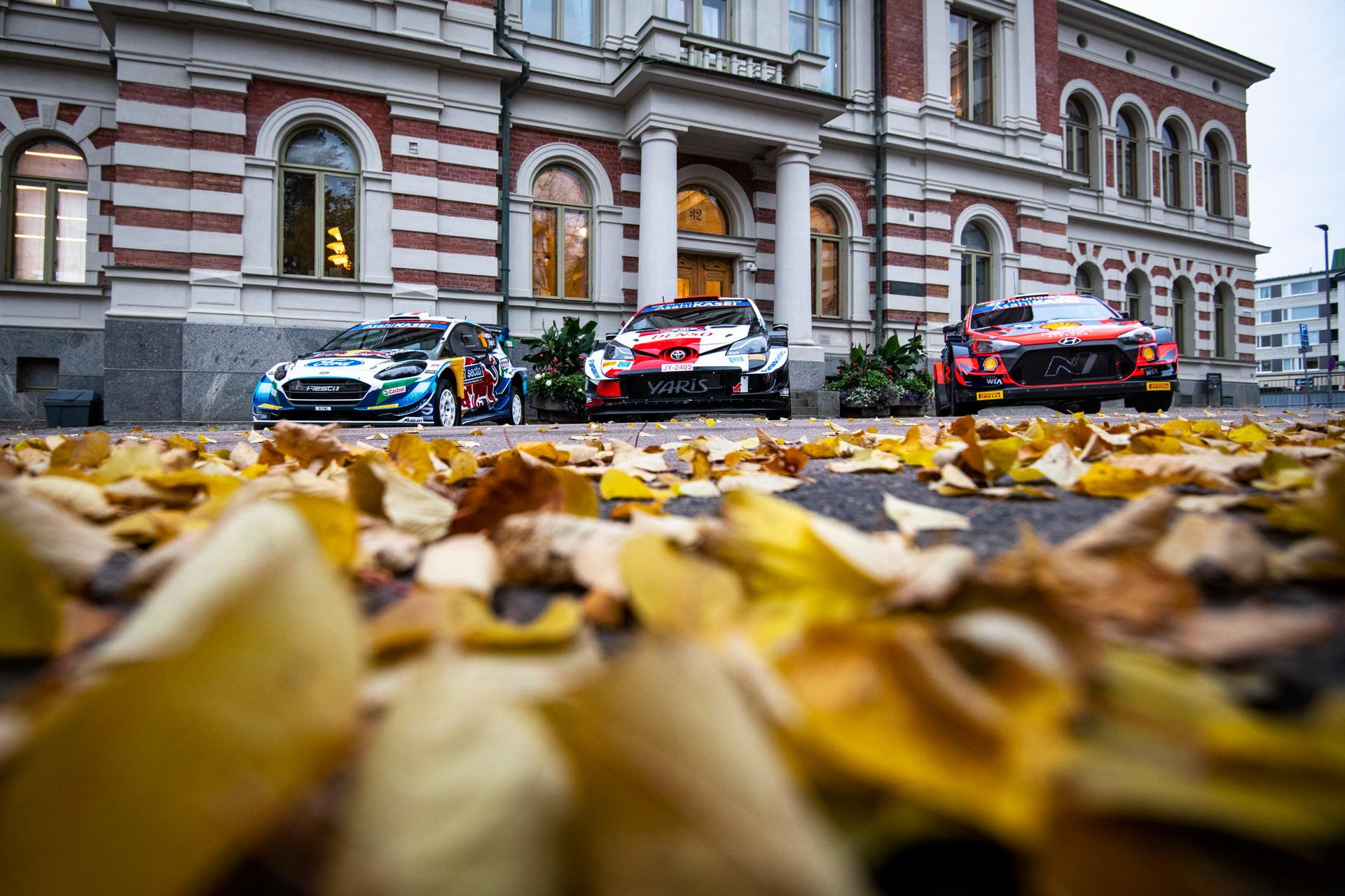 Tras un año de pausa, el 56 RallyRACC Catalunya-COSTA DAURADA, Rally de España 2021, se disputará del 14 al 17 de octubre